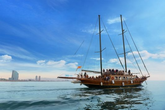 La Gineta Sailing Galleon