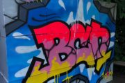 Create a design of your choice in our graffiti collective