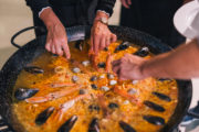 concurso de cocinar paella para empresas