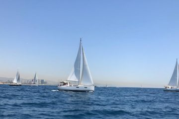 Team Building Regatta in Barcelona