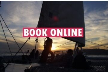 book a sunset catamaran cruise online