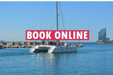 book a Private catamaran charter online