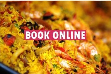 book a Spanish cooking class online