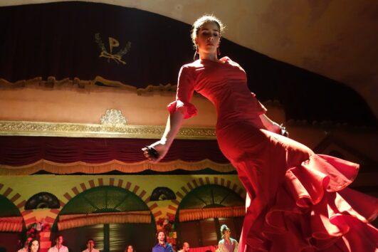 Flamenco Dancing in Barcelona