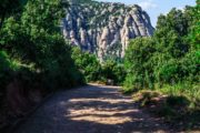 View of Montserrat