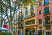 Barcelona Central Street