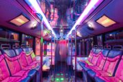 Party Bus Dance Floor