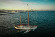 charter a stunning sailing boat in barcelona