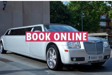 book a limo tour online for hen groups
