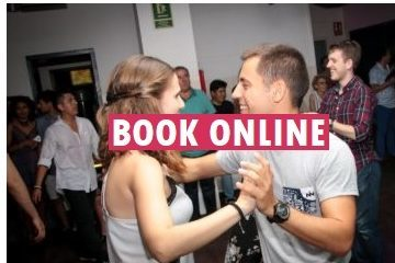 book a salsa class online for your hen party