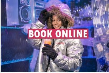 book the ice bar online in Barcelona