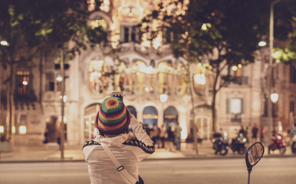 visit barcelona in february