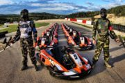 Karting and paintball in Barcelona