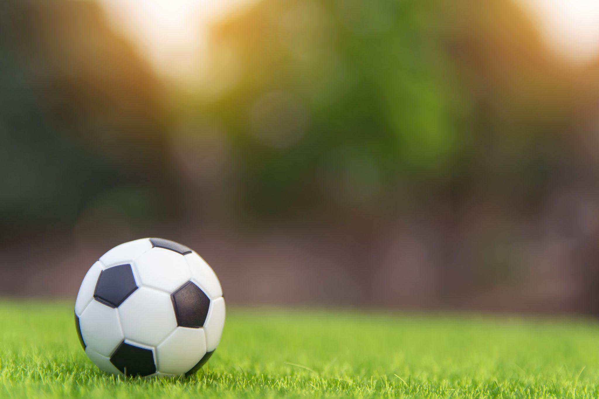 play football in Barcelona
