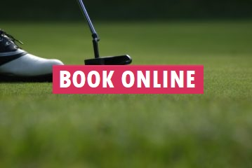 Book a day at the golf course online