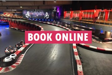 Book indoor karting in Barcelona for your group