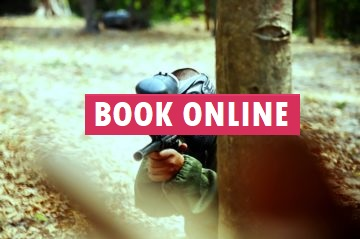 Book group paintball online for stag groups