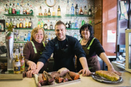 Visit family run businesses in Barcelona food tours