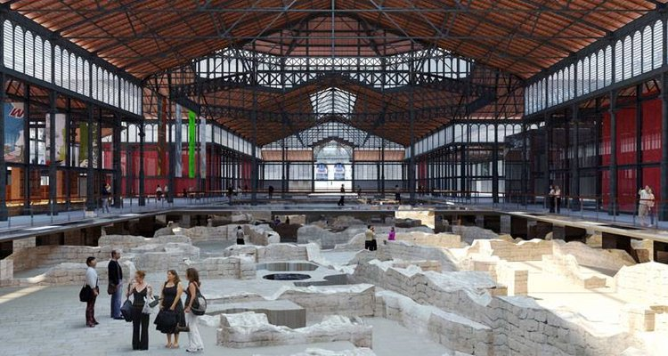 visit the born cultural centre in barcelona