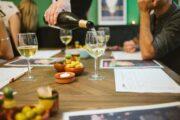 Wine tasting and light tapas in Barcelona