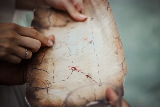 treasure hunts in Barcelona for groups