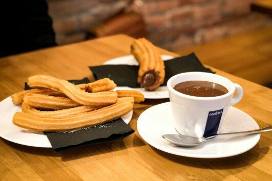 chocolate and churros barcelona