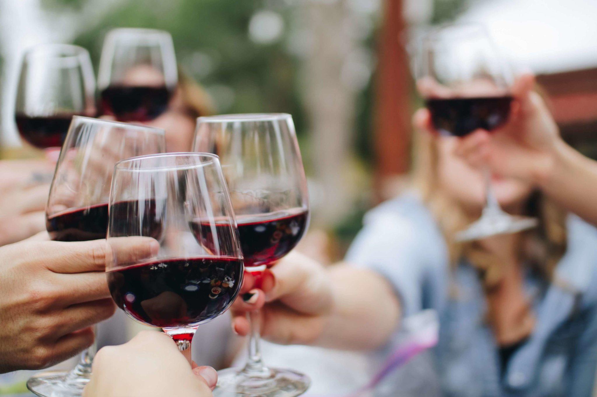 Online wine tasting, Barcelona