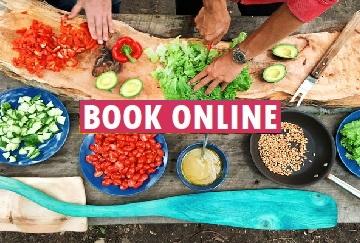 book a tapas cooking class online