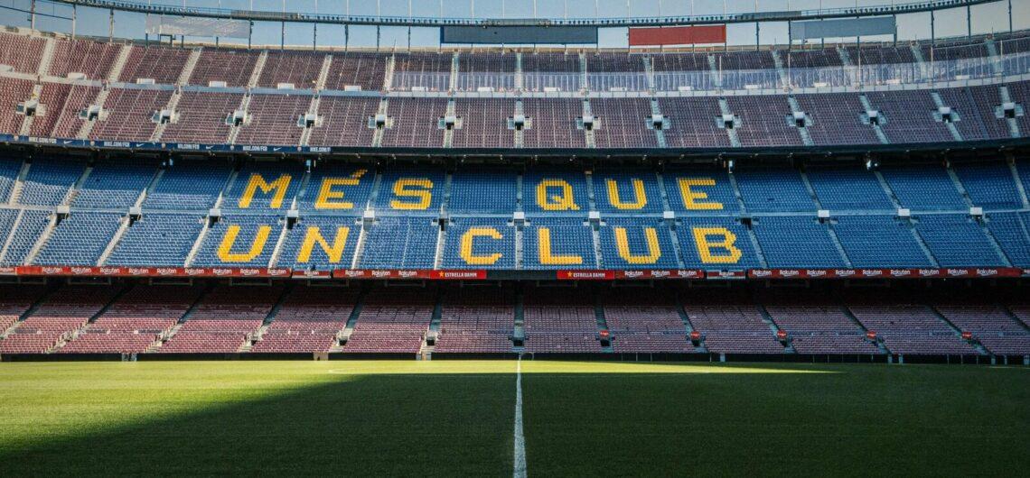 Camp Nou Football Stadium Tour FC Barcelona, Tourist Attraction