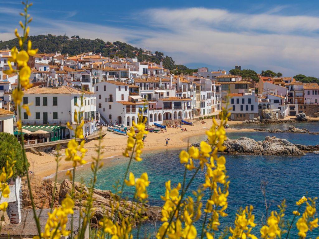 barcelona boat trips costa brava view