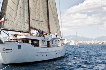 Barcelona Sail Boat