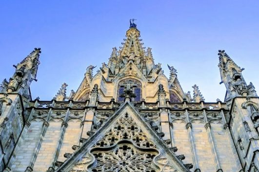 Barcelona Cathedral Gothic Quarter